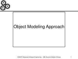 Object Modeling Approach