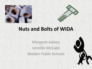 Nuts and Bolts of WIDA