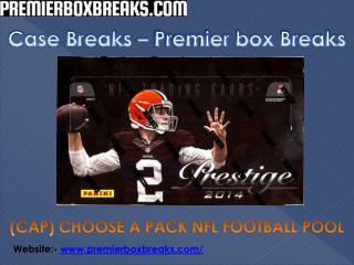 Group Sports Breaks with Premier Box Breaks