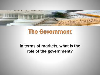 The Government