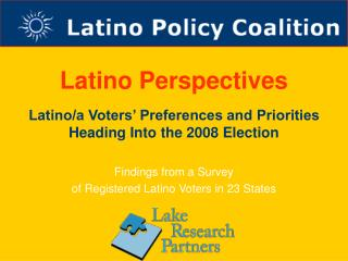 Latino Perspectives
