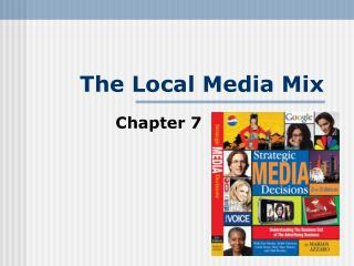 The Local Media Mix