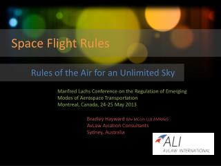Space Flight Rules