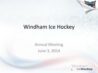 Windham Ice Hockey