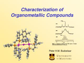 Characterization of Organometallic Compounds