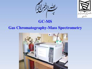 GC-MS Gas Chromatography-Mass Spectrometry