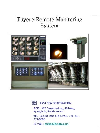 Tuyere Remote Monitoring System