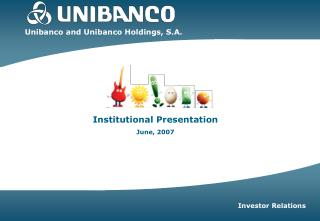 Institutional Presentation June, 2007