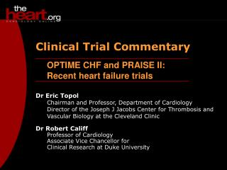 Clinical Trial Commentary
