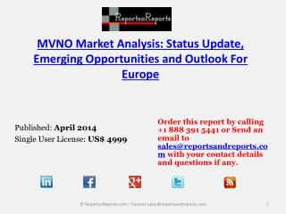 MVNO Industry in Europe – Analysis and Future Forecasts