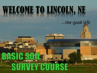 Basic Soil Survey course
