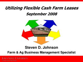 Utilizing Flexible Cash Farm Leases September 2008