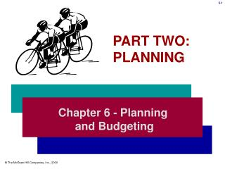 PART TWO: PLANNING