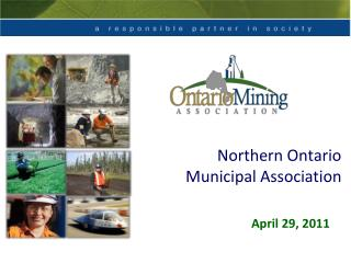 Northern Ontario Municipal Association