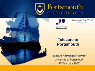 Telecare in Portsmouth