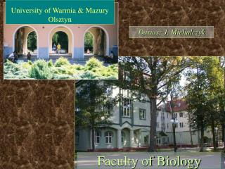 Faculty of Biology