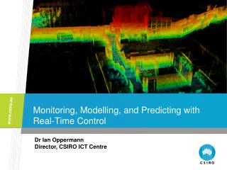 Monitoring, Modelling, and Predicting with Real-Time Control