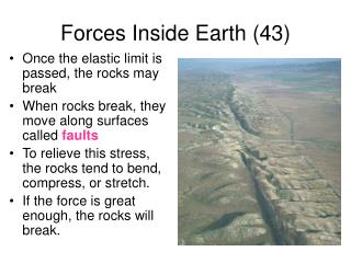 Forces Inside Earth (43)