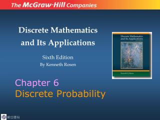 Chapter 6 Discrete Probability