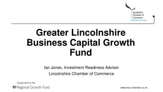 Greater Lincolnshire Business Capital Growth Fund