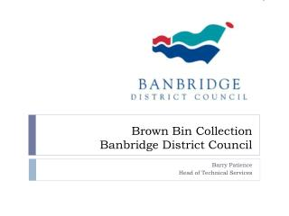 Brown Bin Collection  Banbridge District Council