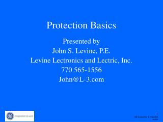 Protection Basics