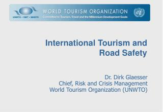 International Tourism and  Road Safety