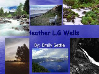 Heather L.G Wells