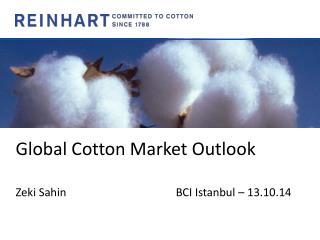 Global Cotton Market  Outlook