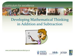 Developing Mathematical Thinking in Addition and Subtraction