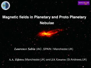 Magnetic fields in Planetary and Proto Planetary