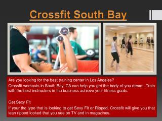 Crossfit Redondo Beach