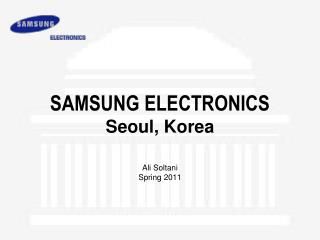 samsung electronics and the chinese threat Samsung electronics remains unfazed by the potential threat of china's chip industry catching up with its solutions and providing the company with added co.