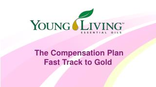 The Compensation Plan Fast Track to Gold