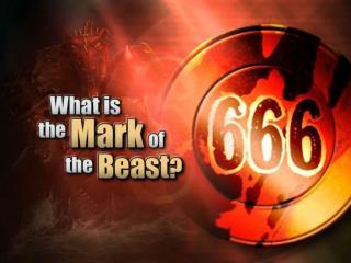 THE BEAST OF REVELATION 13