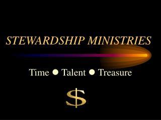 STEWARDSHIP MINISTRIES