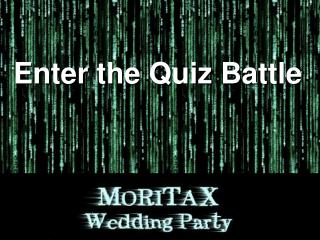 Enter the Quiz Battle