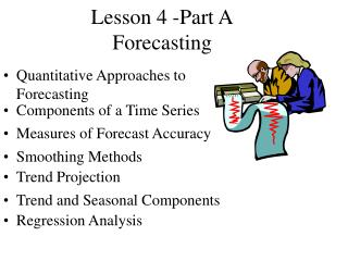 Lesson 4 -Part A Forecasting