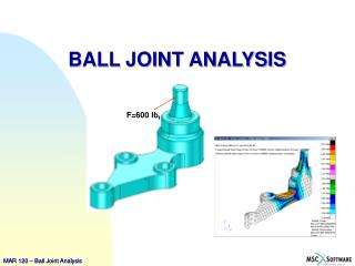 BALL JOINT ANALYSIS