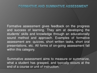 Report on Student Achievement  Norm-Referenced Testing
