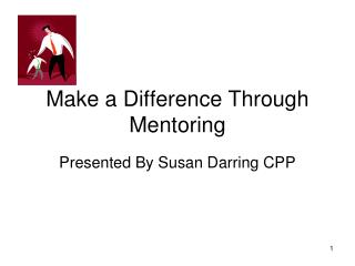 Make a Difference Through Mentoring