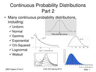 Continuous Probability Distributions  Part 2