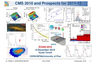 CMS 2010 and Prospects for 2011-12