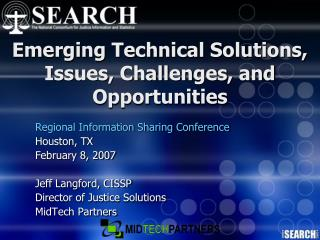 Emerging Technical Solutions, Issues, Challenges, and Opportunities