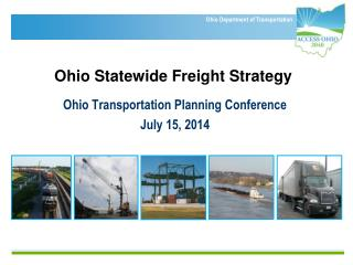 Ohio Statewide Freight Strategy