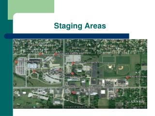 Staging Areas