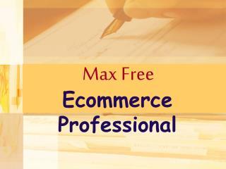 Ecommerce Professional