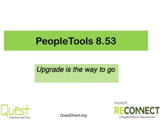 PeopleTools 8.53