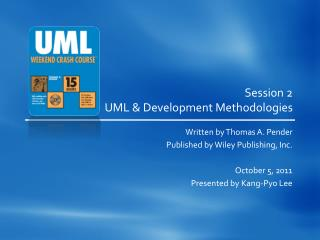 Session 2 UML & Development Methodologies