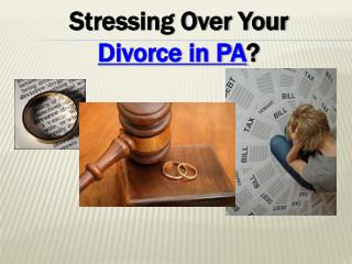 Divorce in PA
